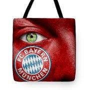 Go Fc Bayern Munchen Tote Bag