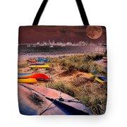 Go Float Yer Boat Tote Bag