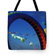 Go Fly A Kite 2 Tote Bag