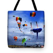 Go Fly A Kite 4 Tote Bag