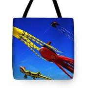 Go Fly A Kite 7 Tote Bag