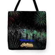 Go Indians Tote Bag