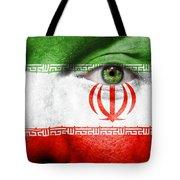 Go Iran Tote Bag