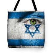 Go Israel Tote Bag