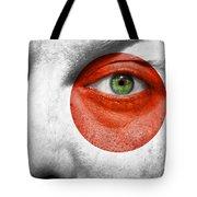Go Japan Tote Bag