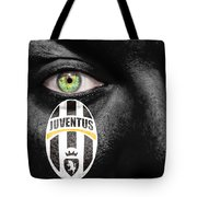 Go Juventus Tote Bag