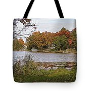 Go Live On The River Tote Bag
