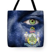 Go Maine Tote Bag