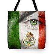 Go Mexico Tote Bag