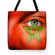 Go Morocco Tote Bag