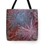 Go Neutral Abstract Tote Bag