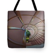Go On Your Own Way Tote Bag