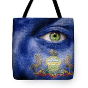 Go Pennsylvania Tote Bag by Semmick Photo