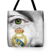 Go Real Madrid Tote Bag