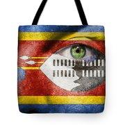 Go Swaziland Tote Bag