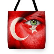 Go Turkey Tote Bag