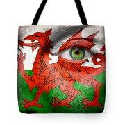 Go Wales Tote Bag