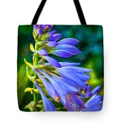 Go With The Flow - Paint Tote Bag