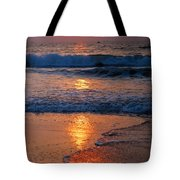 Goan Sunset. India Tote Bag