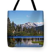 Goat Mountain Tote Bag