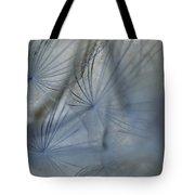 Goat's Beard Seed Macro Tote Bag