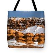 Goblin Valley Tote Bag
