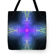 God Particle Tote Bag