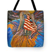 God Shed His Grace On Thee Tote Bag