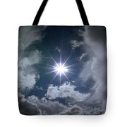 God External Tote Bag