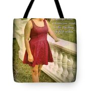 God Within Tote Bag