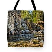 Goddard Canyon Tote Bag