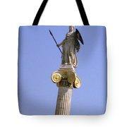 Goddess Athena Tote Bag