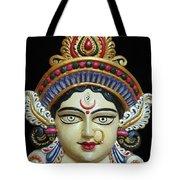 Goddess Durga Tote Bag by Sayali Mahajan