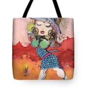 Goddess Of Beauty Tote Bag