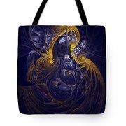 Goddess Of Healing Energy Tote Bag