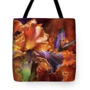 Goddess Of Miracles Tote Bag
