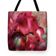 Goddess Of Passion Tote Bag