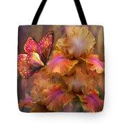 Goddess Of Sunrise Tote Bag