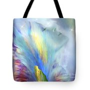 Goddess Of Thought Tote Bag