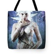 Goddess Of Water Tote Bag