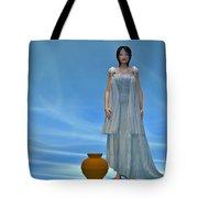 Goddess... Tote Bag