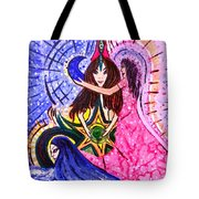 Goddess Trinity Tote Bag