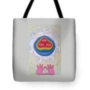 Goddess Wizard Tote Bag