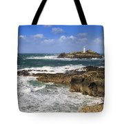 Godrevy Lighthouse - 5 Tote Bag
