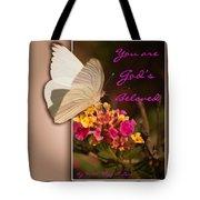God's Beloved Tote Bag