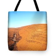 God's Fingerprint 14 Tote Bag