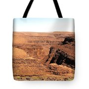 God's Fingerprint 18 Tote Bag