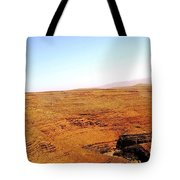 God's Fingerprint 5 Tote Bag