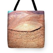 God's Fingerprint 7 Tote Bag