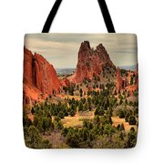 Gods Garden In Colorado Tote Bag